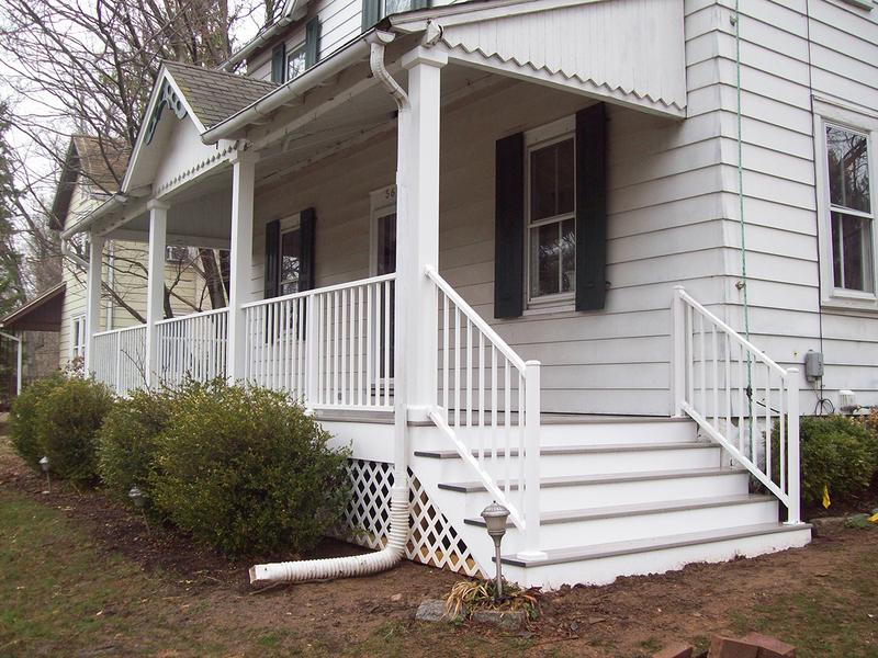Chester County Fencing, LLC | Decks & Railings | Deck | Railing ...